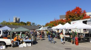 Guelph Saturday Farmer's Market
